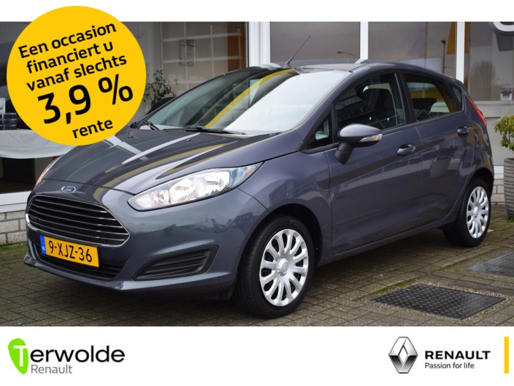 Ford Fiesta 1.0 style 81 pk