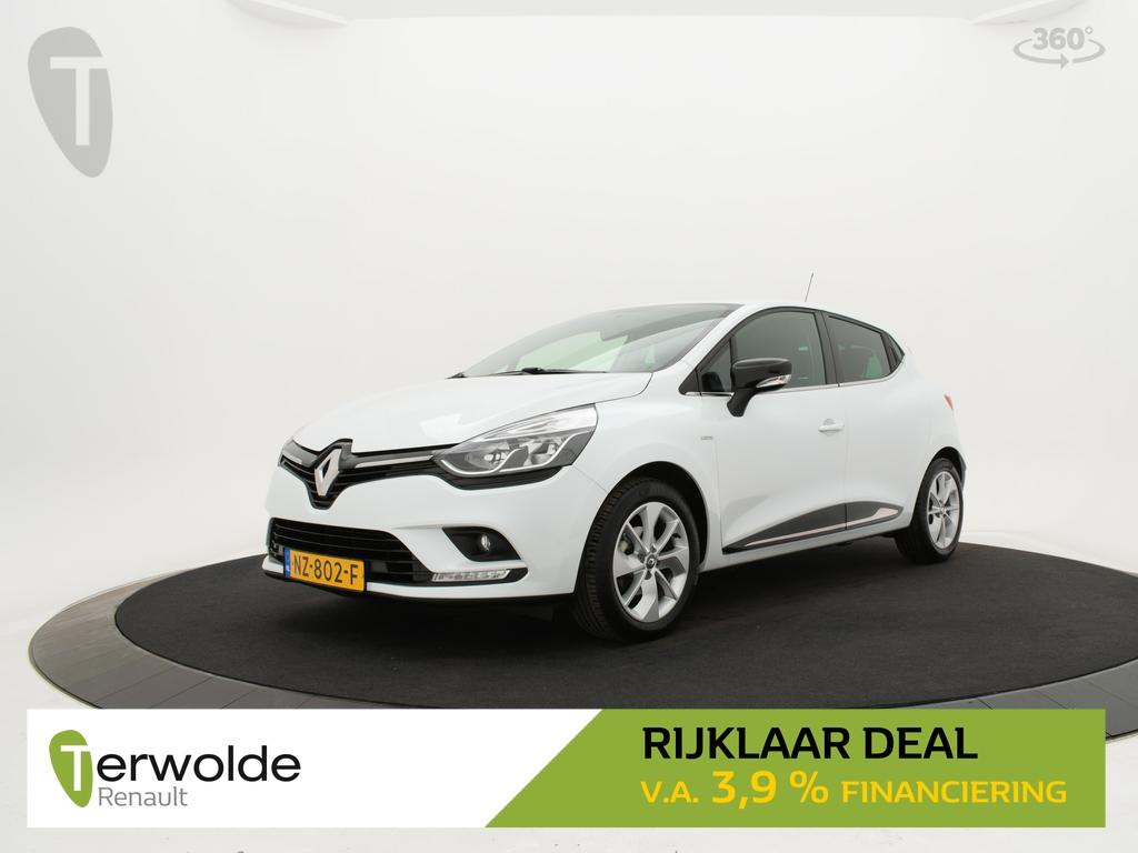 Renault Clio 0.9 tce 90pk limited