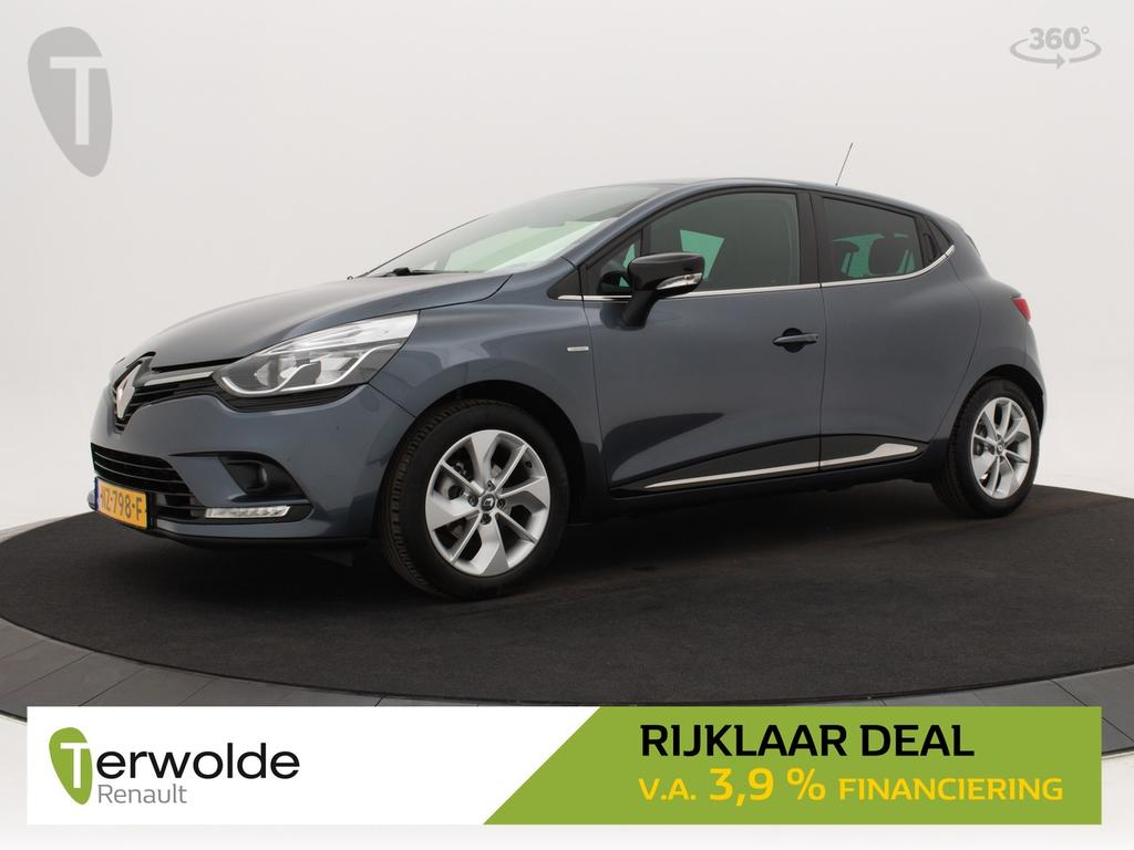 Renault Clio 0.9 tce ecoleader limited