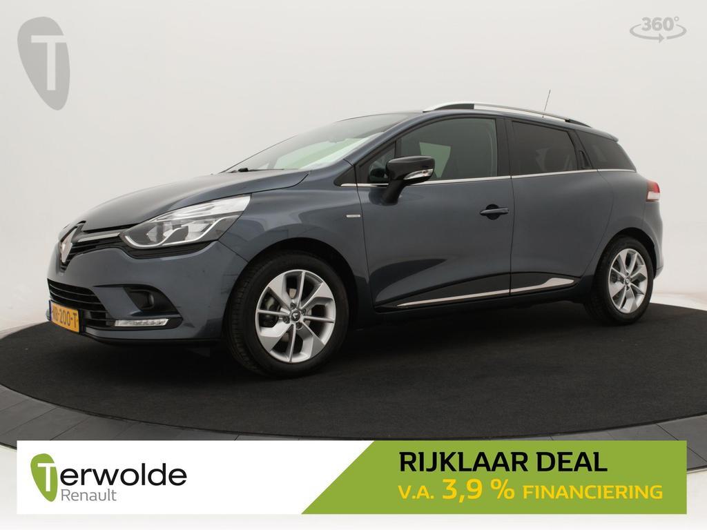 Renault Clio Estate 1.5 dci ecoleader limited