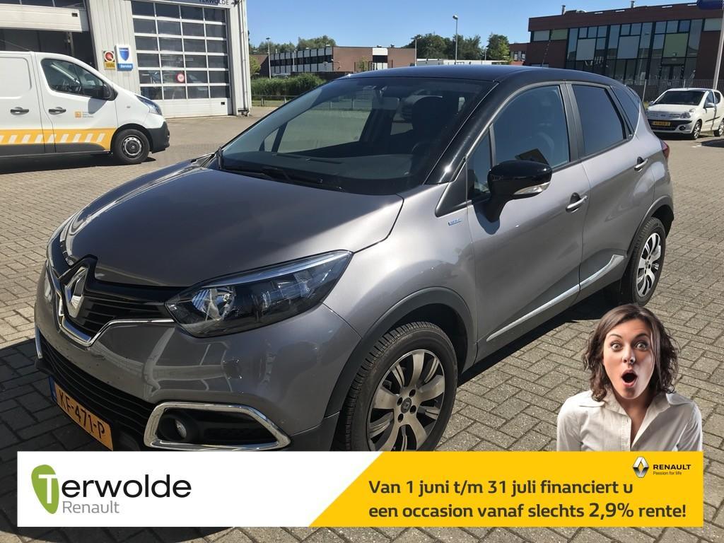 Renault Captur 0.9 tce limited