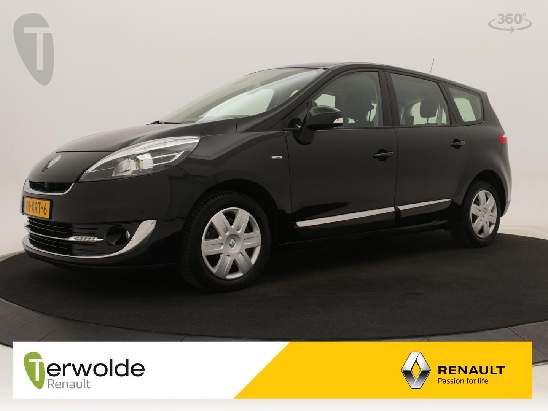 Renault Grand scénic 2.0 bose cvt automaat 140 pk