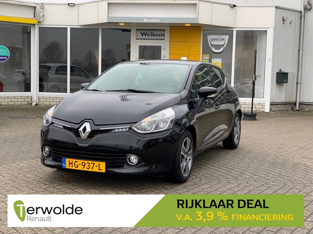 Renault Clio 0.9 90pk eco night&day