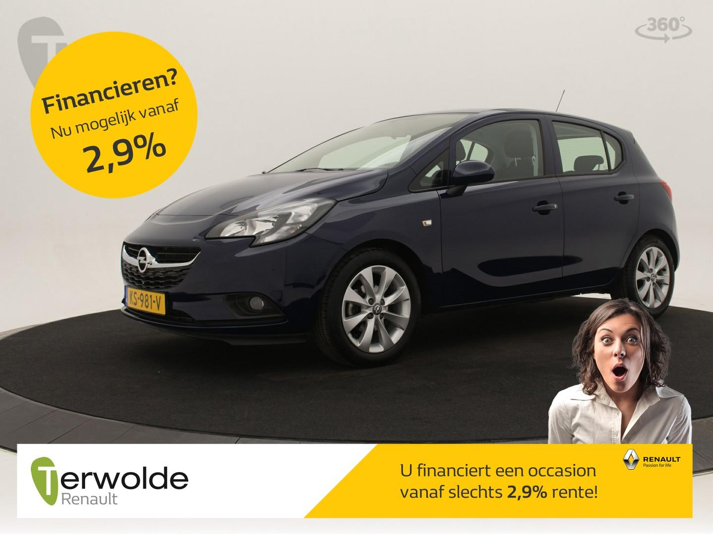 Opel Corsa 1.4 edition 90 pk automaat