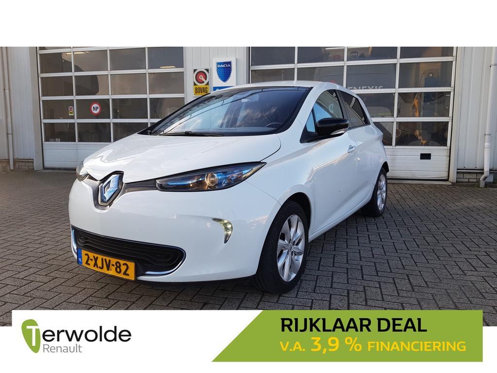 Renault Zoe Q210 zen quickcharge 22 kwh (ex accu)