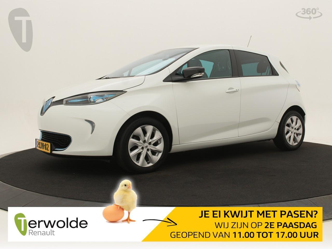 Renault Zoe Q210 zen quickcharge 22 kwh (accuhuur)