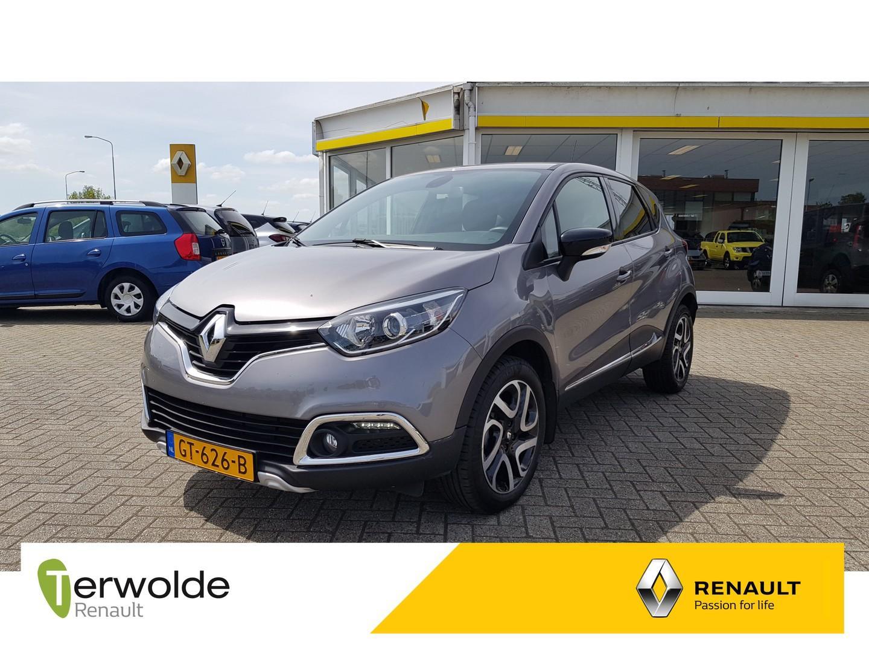 Renault Captur 1.2 tce edc dynamique automaat
