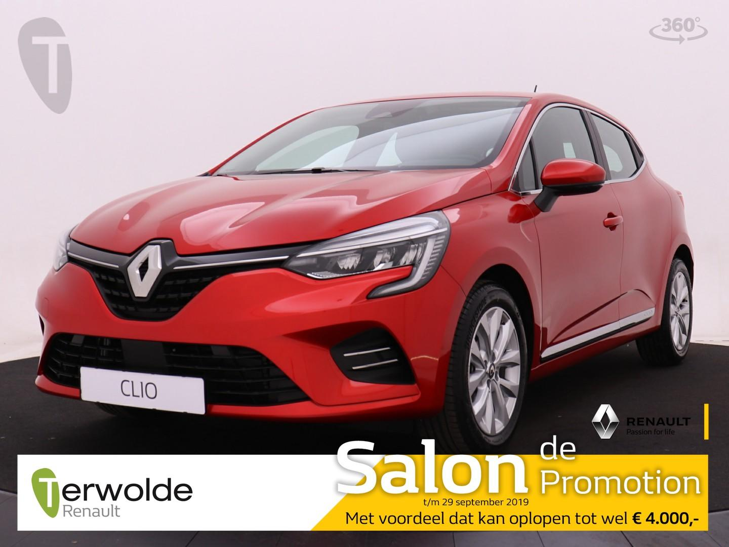 Renault Clio 1.0 tce intens 2019