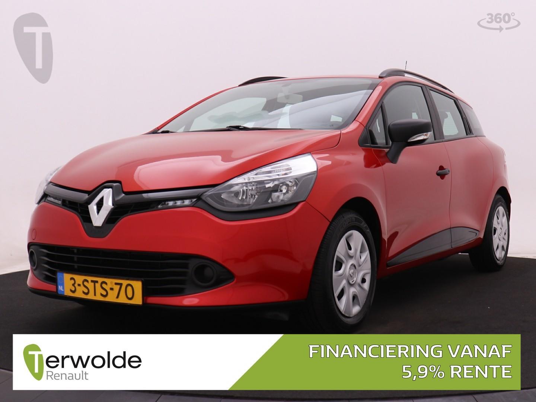Renault Clio Estate 0.9 tce authentique