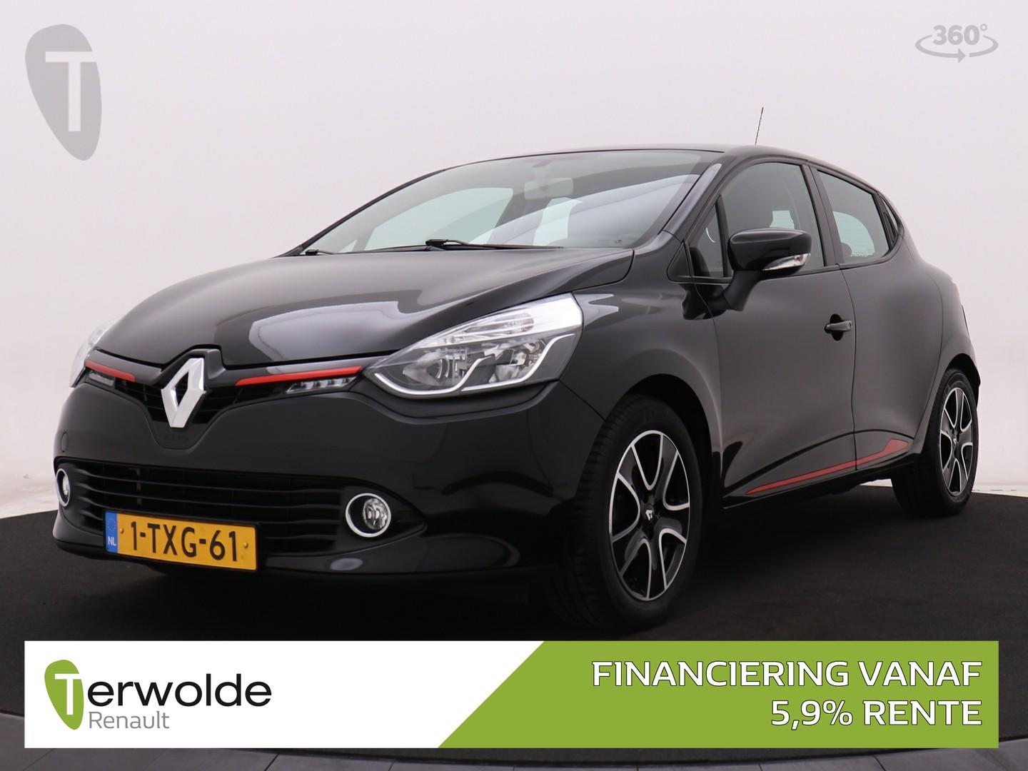Renault Clio 0.9 tce 90 pk expression