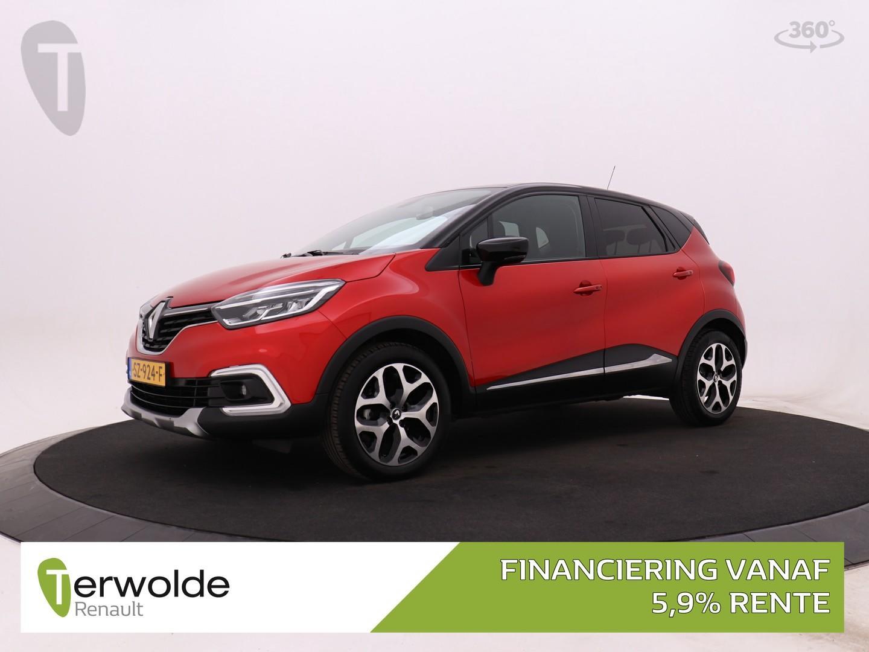 Renault Captur 1.2 tce intens automaat