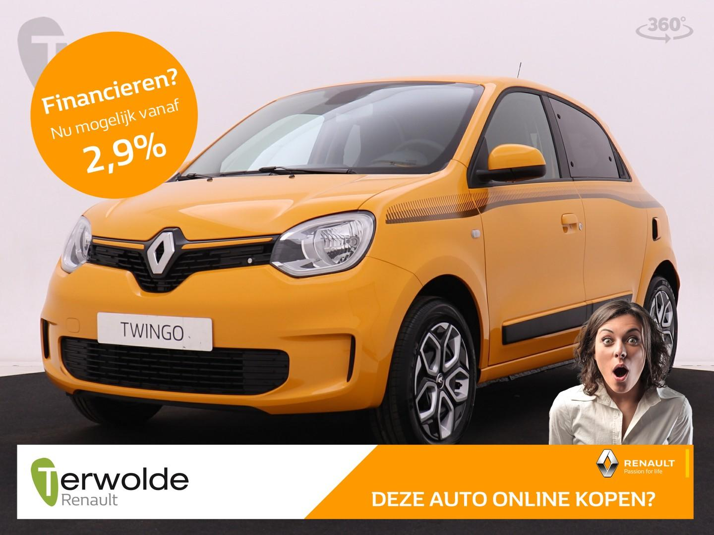 Renault Twingo 1.0 75 pk sce collection