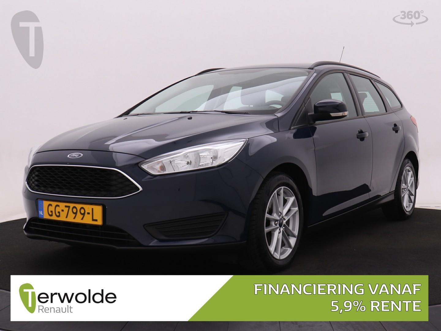 Ford Focus Wagon 1.0 100 pk trend edition