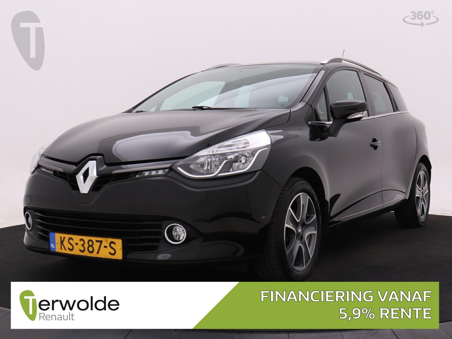 Renault Clio Estate 1.5 dci 90 eco night&day euro 6