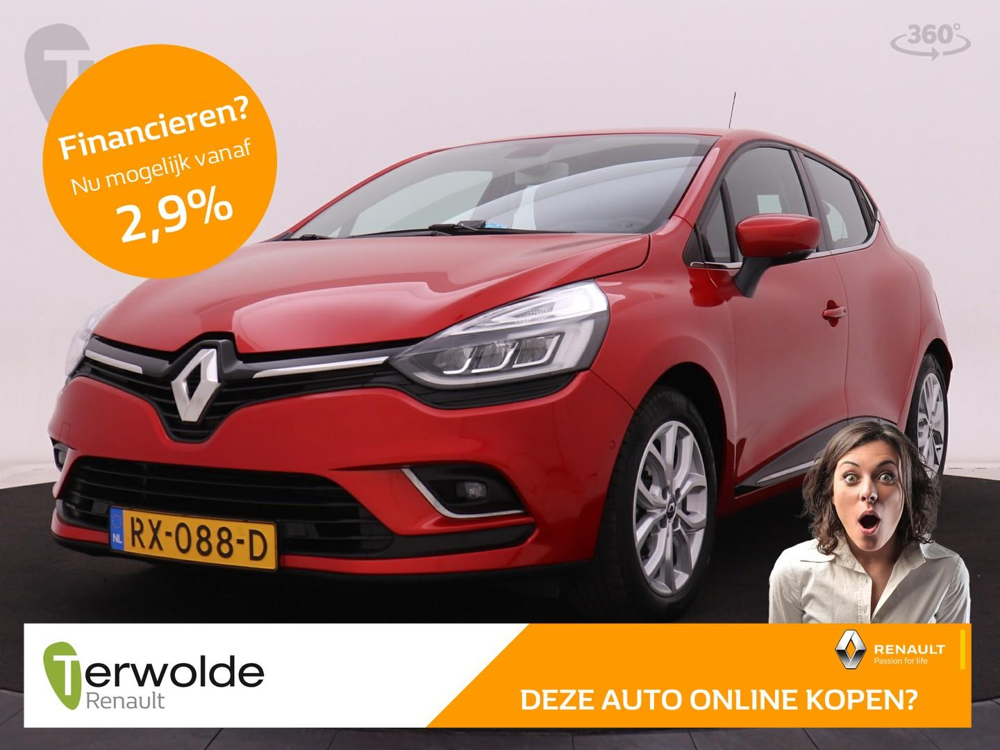 Renault Clio 90 pk tce intens