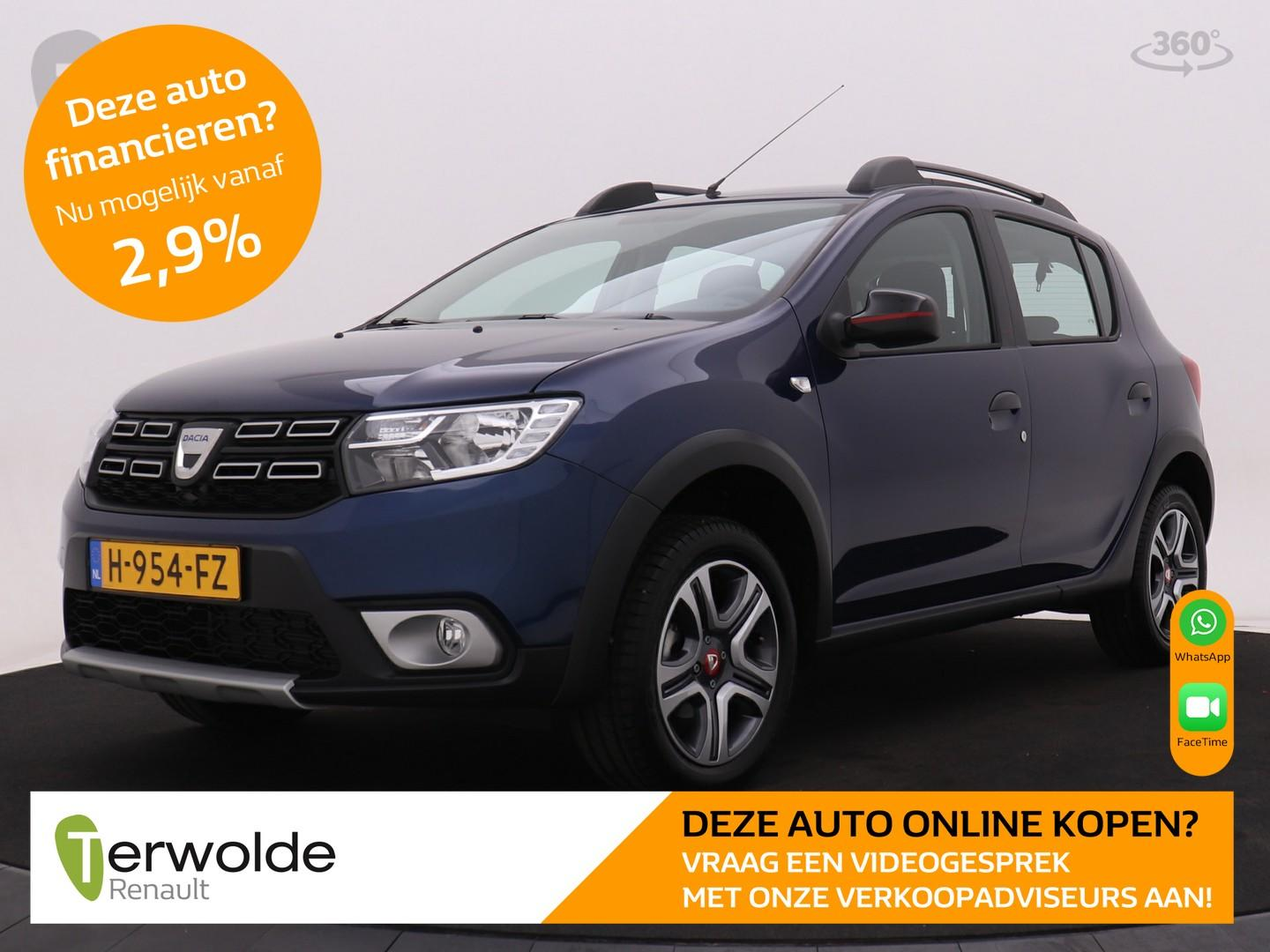 Dacia Sandero 90 pk tce tech road