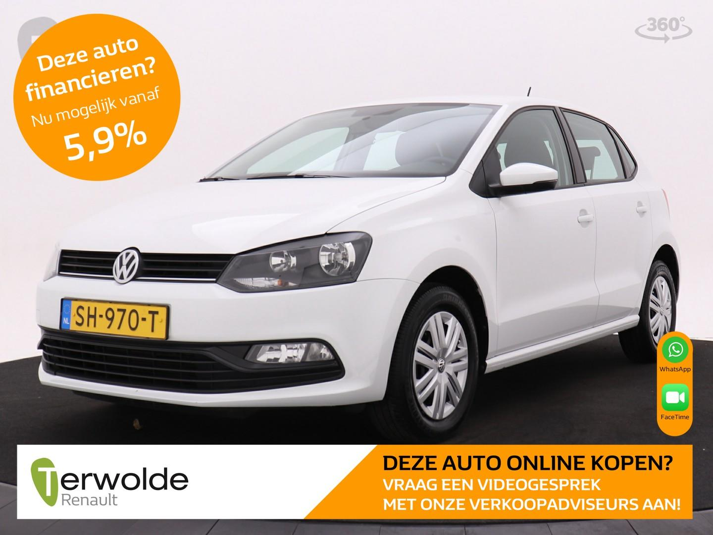 Volkswagen Polo 1.0 75pk comfortline