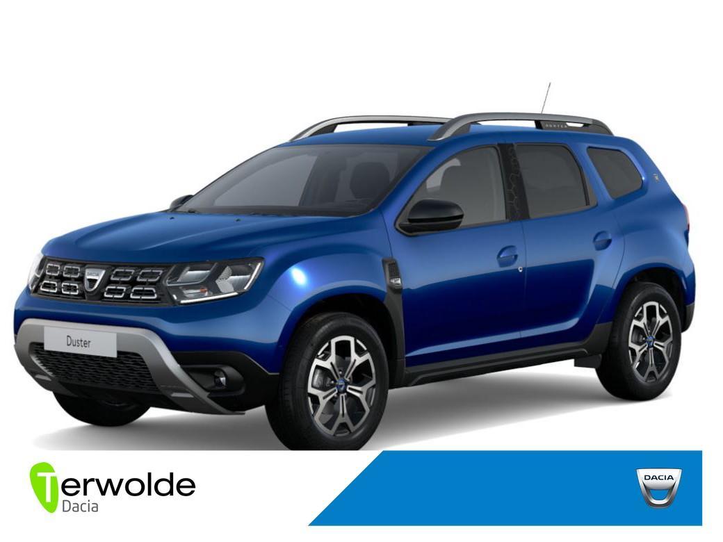 Dacia Duster 100 tce bi-fuel serie limitee tech road