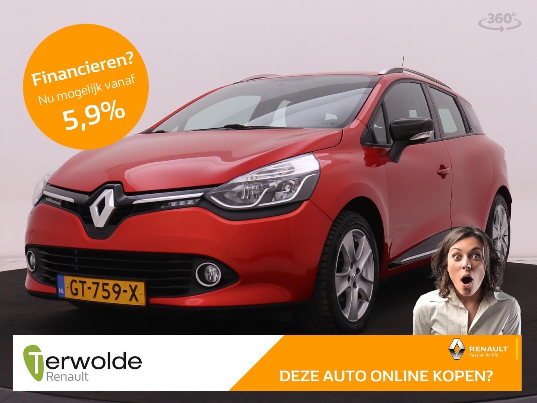 Renault Clio Estate 90 pk tce expression