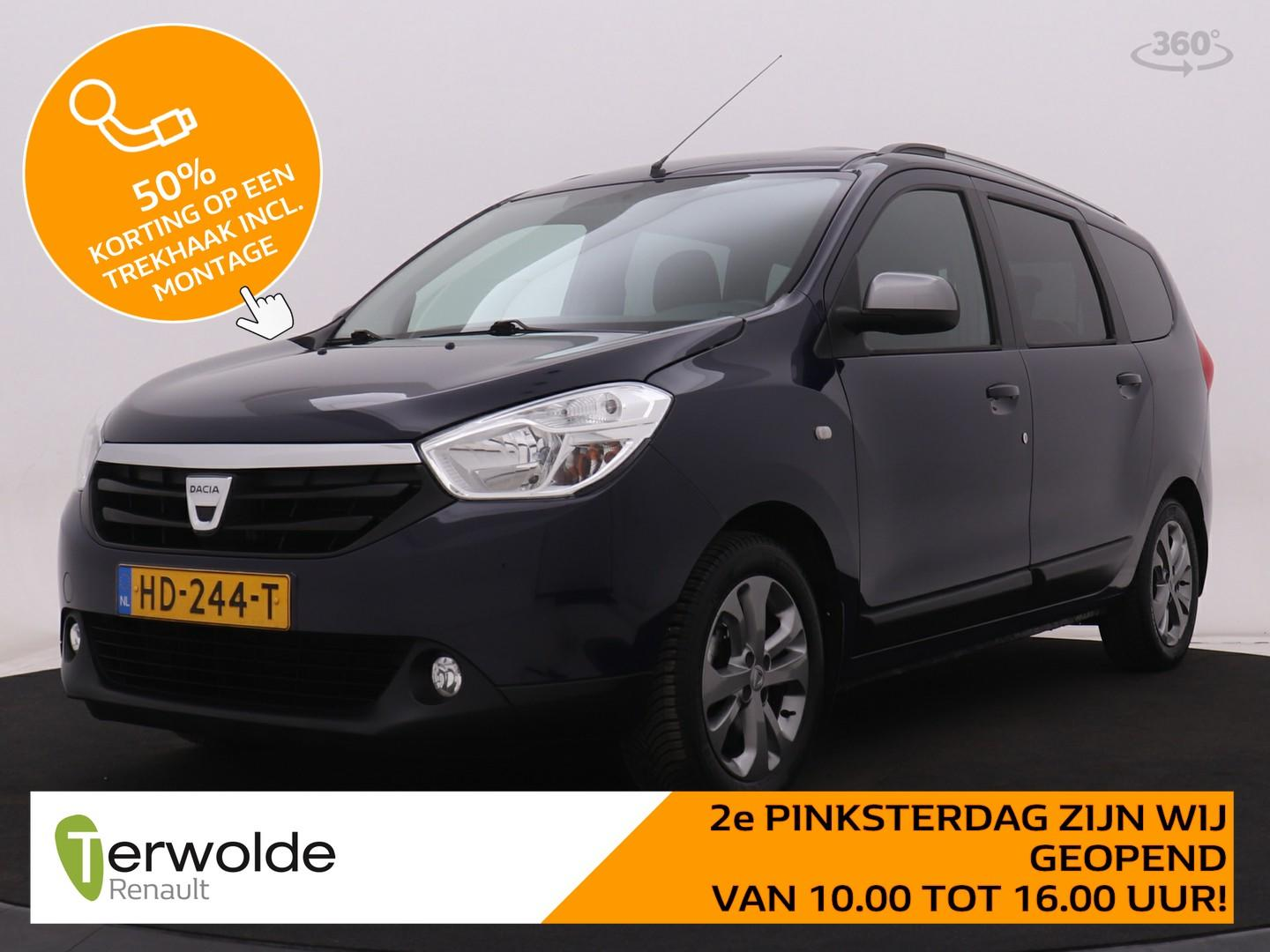 Dacia Lodgy 1.5 dci 10th anniversary 5p.