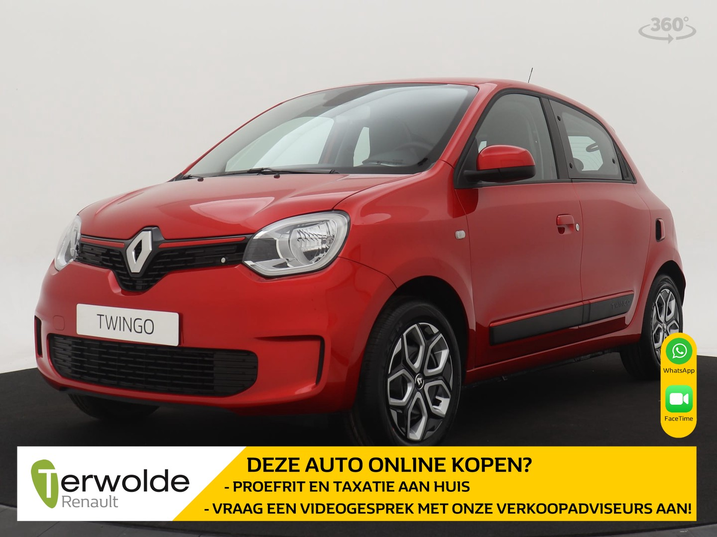 Renault Twingo 1.0 sce 65pk collection