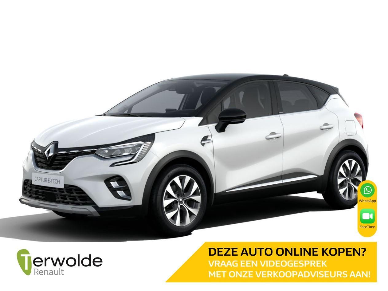 Renault Captur 1.6 plug-in hybrid 160 intens