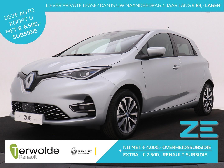 Renault Zoe R135 intens 50 ( accuhuur )