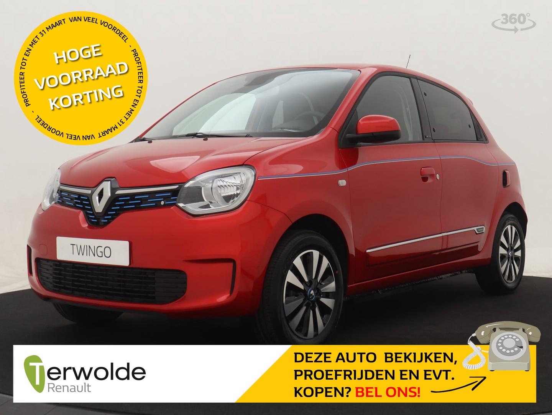 Renault Twingo Z.e. ( incl accu ) r80 intens