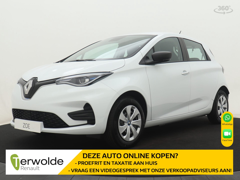Renault Zoe R110 life 50 ( incl accu) € 4.500,- korting !!