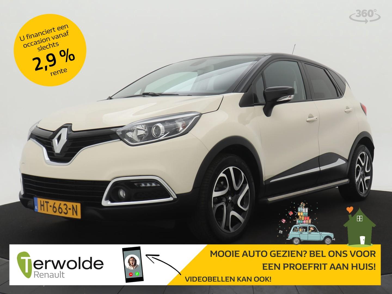 Renault Captur 90pk tce dynamique proefrit aan huis is mogelijk!