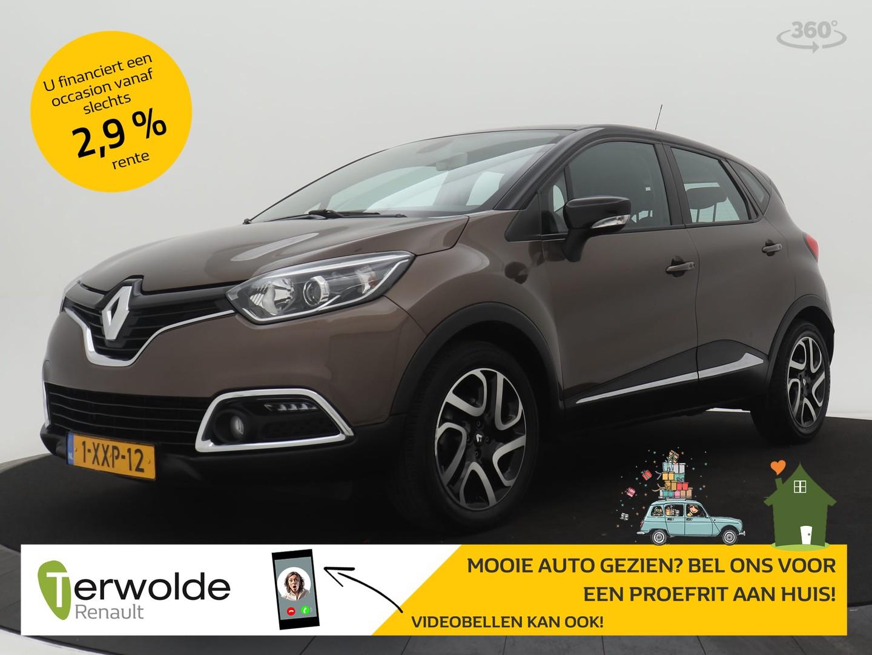 Renault Captur 1.2 tce automaat edc dynamique proefrit aan huis is mogelijk!