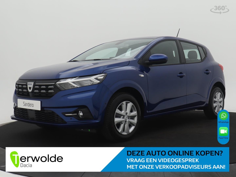 Dacia Sandero 100 tce bi-fuel comfort lpg
