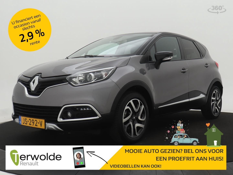 Renault Captur 120 tce xmod automaat proefrit aan huis is mogelijk!