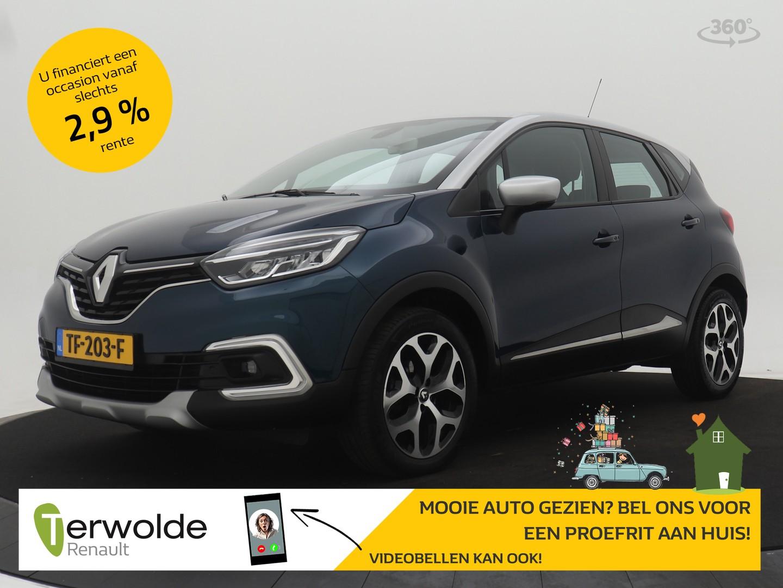 Renault Captur 90 tce intens proefrit aan huis is mogelijk!