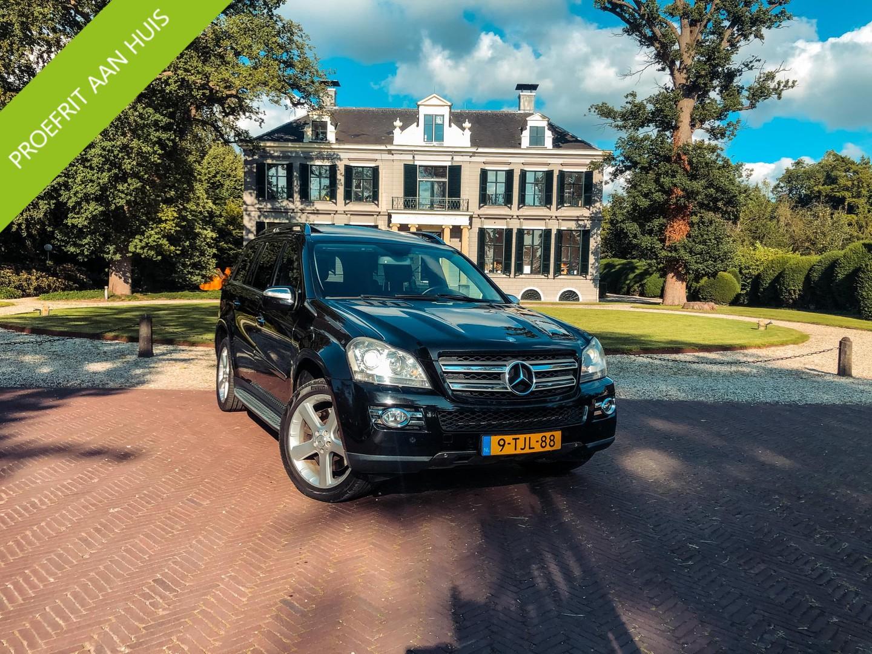 Mercedes-benz Gl-klasse 320 cdi automaat/ 7-persoons/ navigatie/ leder/ panoramadak/ 4-matic