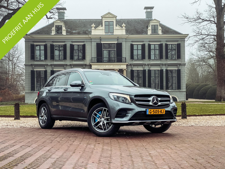 Mercedes-benz Glc 350e 4matic prestige hybrid/ leer/ automaat/ amg/ pano/ adaptive cruise control