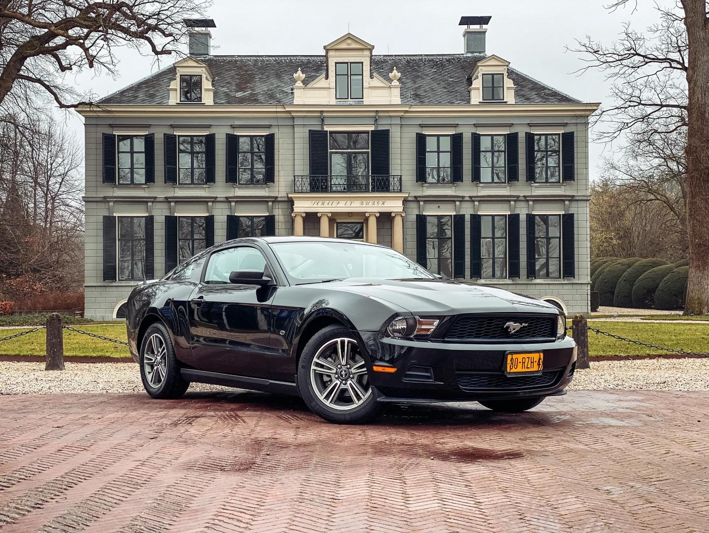 Ford usa Mustang 4.0 v6 automaat/ leer/ stoelen elektrisch verstelbaar