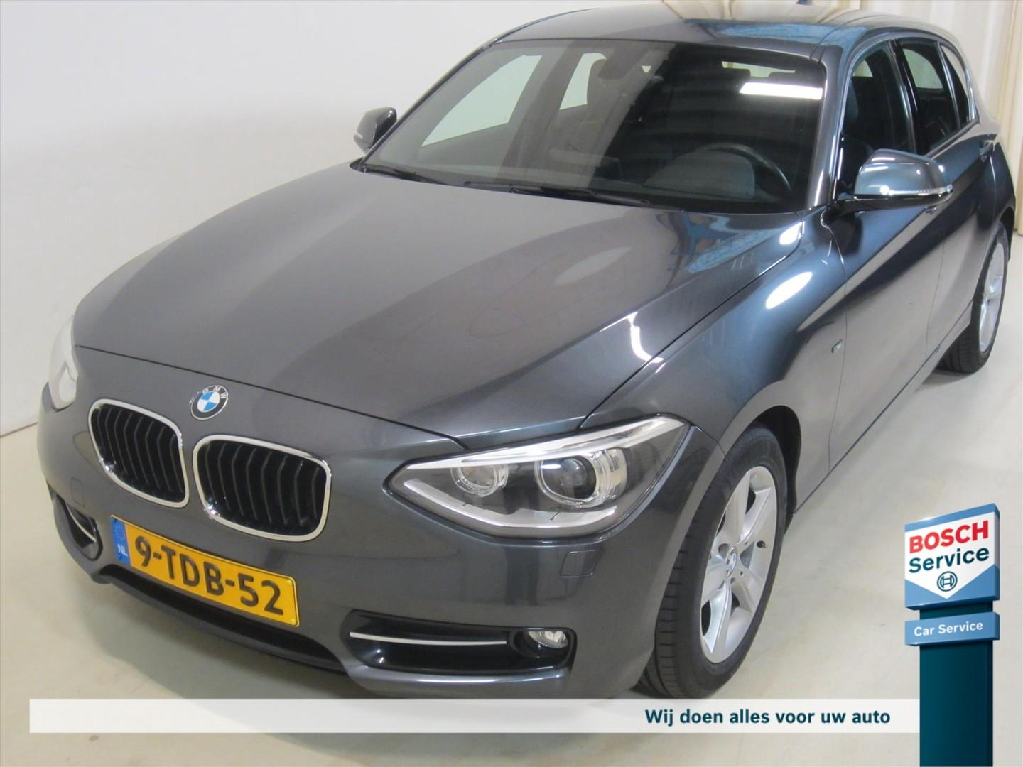 Bmw 1 serie 116i 136pk efficientdynamics edition 5d high executive upgrade