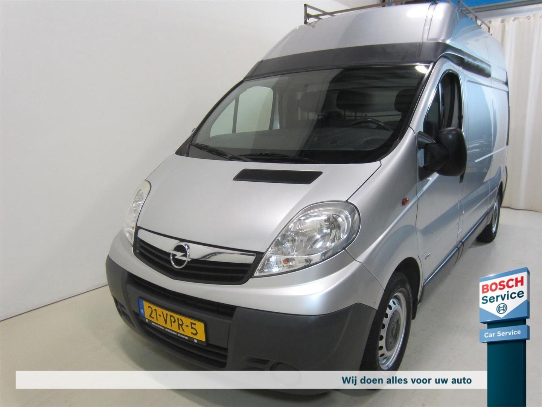 Opel Vivaro 2.0 cdti 66kw e4 2.9t l2h2, 1e eig. airco, trekhaak, imperiaal