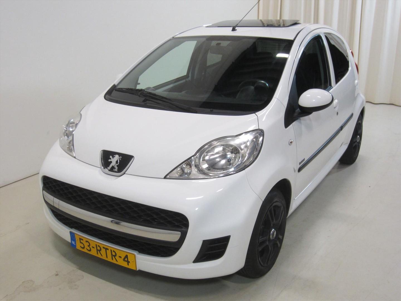 Peugeot 107 1.0 12v 68pk 5d sportium