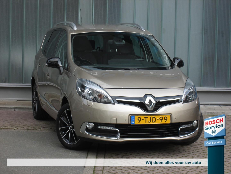 Renault Grand scénic 2.0 16v 140 cvt bose