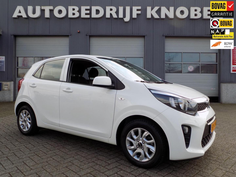 Kia Picanto 1.0 cvvt comfortplusline navigator nl auto, nap, dealer oh, 1e eigenaar, garantie