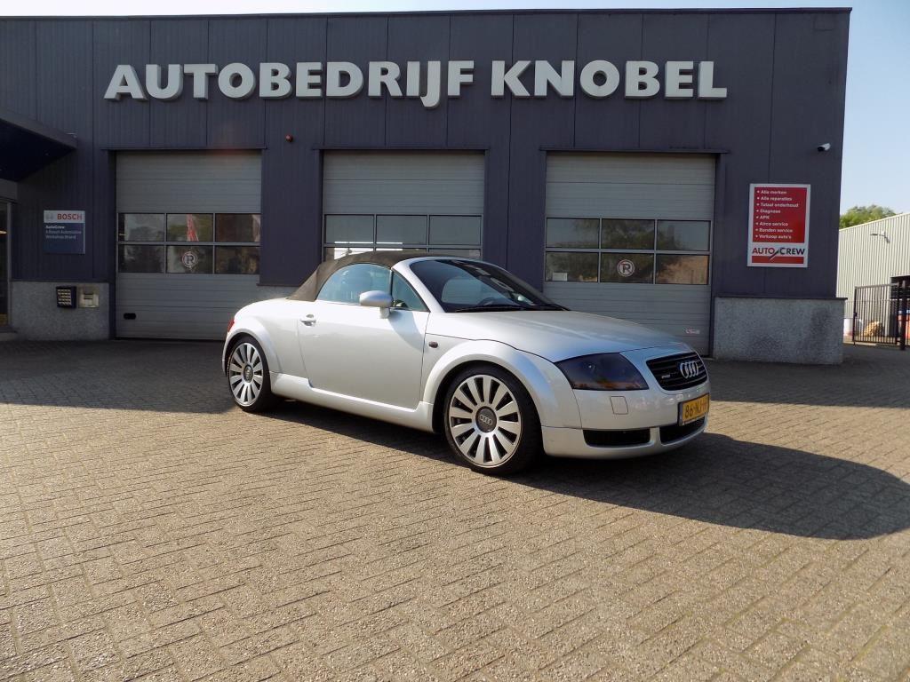 Audi Tt Roadster 1.8 5v turbo quattro 225pk abt youngtimer