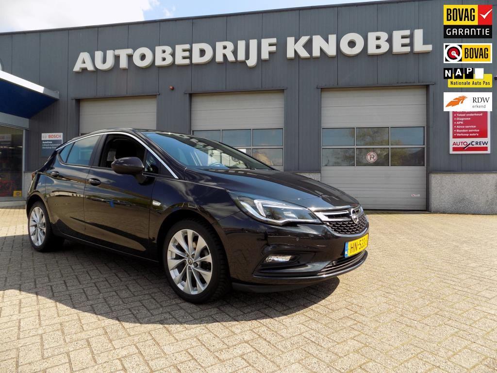 Opel Astra 1.0 edition turbo, eerste eig, nl auto, nap, navi, dealer oh, all-season banden