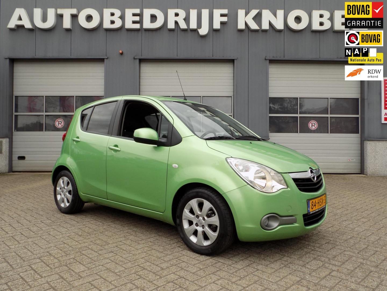 Opel Agila 1.2 enjoy nl auto, nap, automaat, lage kilometerstand, 1e eigenaar, oh historie