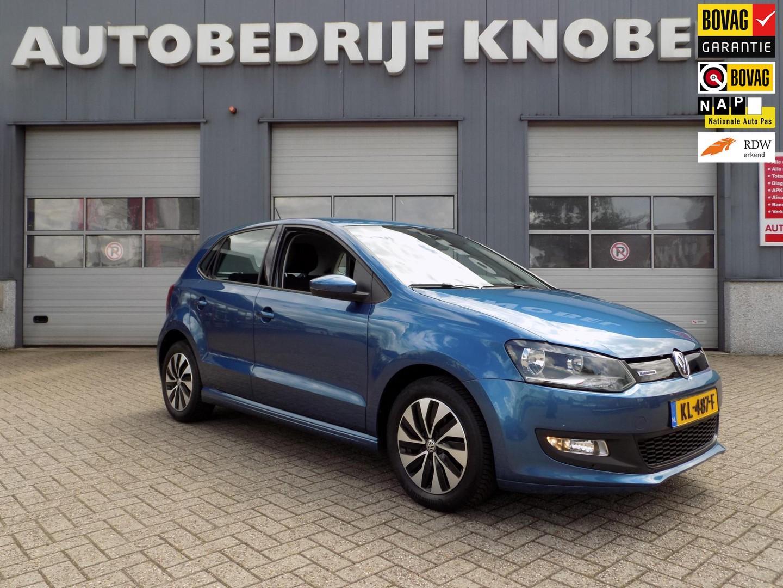 Volkswagen Polo 1.0 bluemotion edition nl auto, nap, dealer onderhouden, eerste eigenaar, garantie