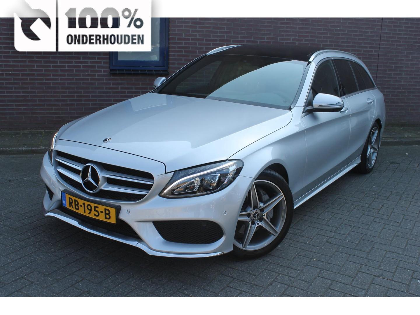 Mercedes-benz C-klasse Estate 180 business solution plus amg-line