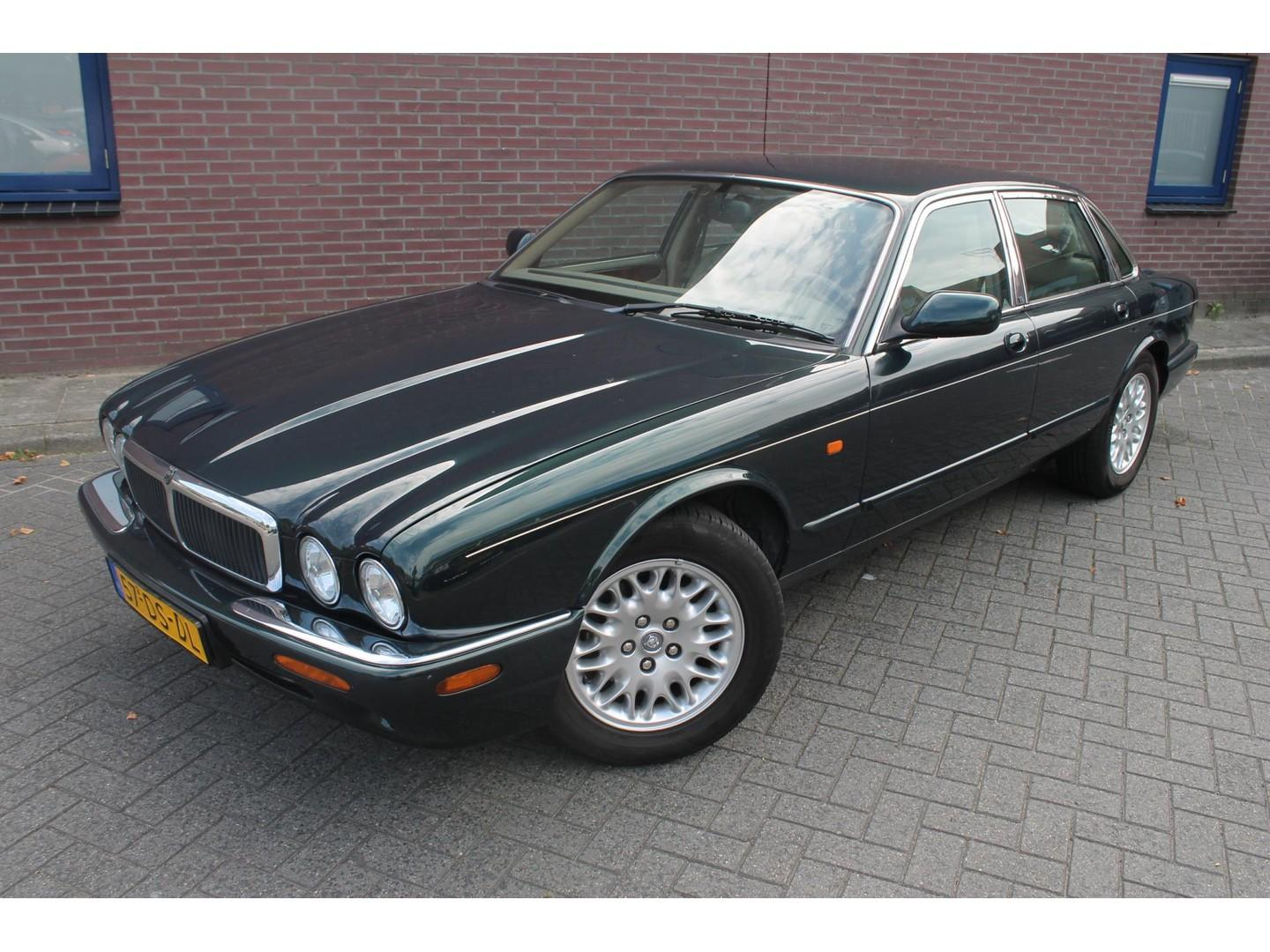 Jaguar Xj 3.2 v8 executive origineel nederlands