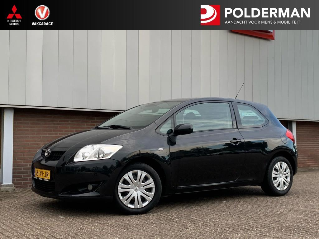 Toyota Auris 1.6-16v sol business