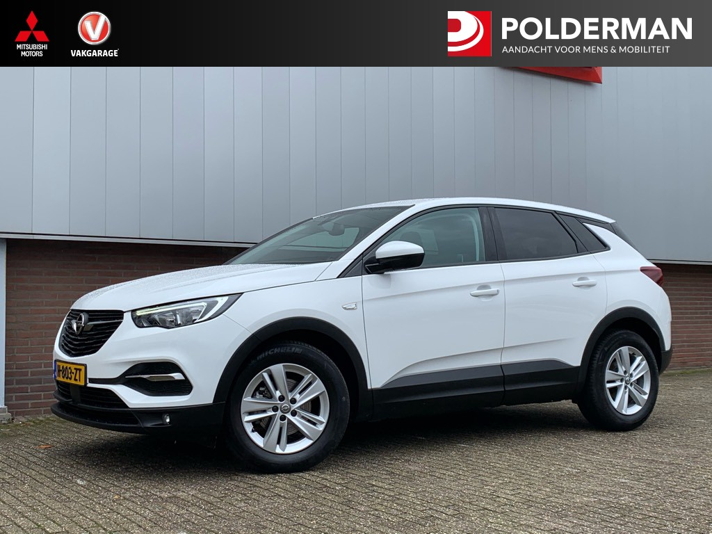 Opel Grandland x 1.2 turbo business +